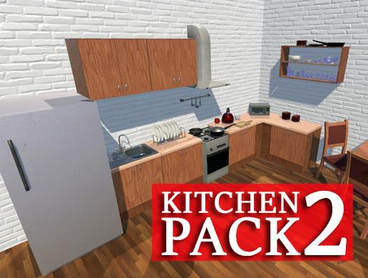 Kitchen Pack v2