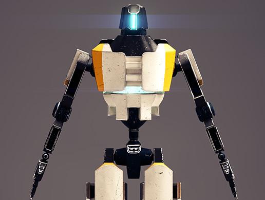 Elite Assault Droid