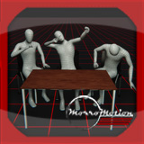 Sitting MoCap 05 by Morro Motion