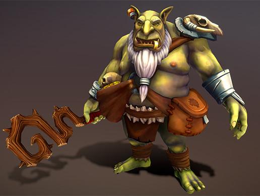 Fat Troll Merchant