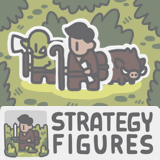Isle of Lore 2: Strategy Figures by Steven Colling