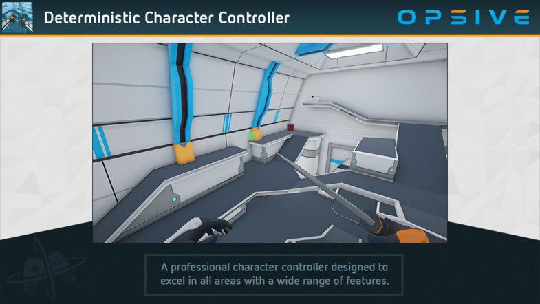 First Person Controller • Templates/Systems • ModelAssets