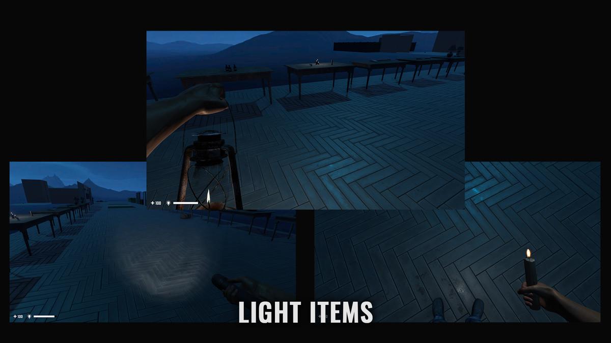 Horror FPS KIT • Templates/Systems • ModelAssets