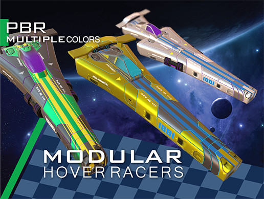 Hover Racer Free Sample