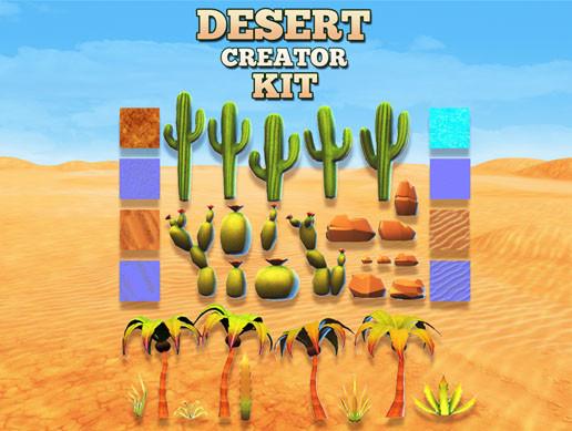Desert Creator Kit