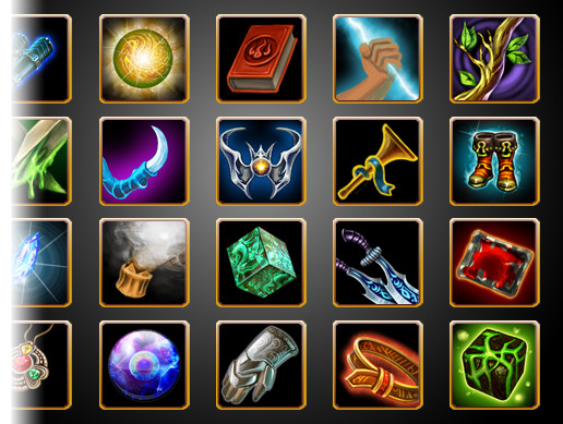 Loot Icons Pack Vol.6