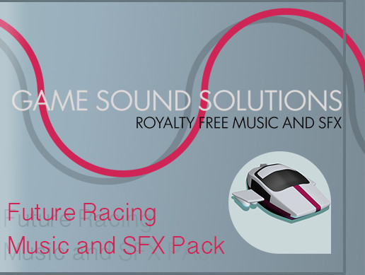 Future Racing Music and SFX Pack