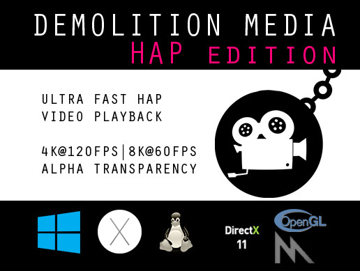 Demolition Media Hap (Windows)