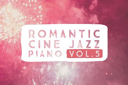 ROMANTIC CINE JAZZ PIANO VOL.5
