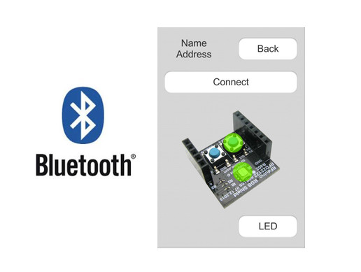 Bluetooth LE for iOS, tvOS and Android