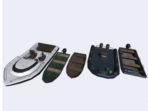 Boats Pack