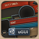 DarkAge Mobile UI