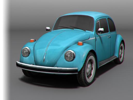 Classic Car Bug