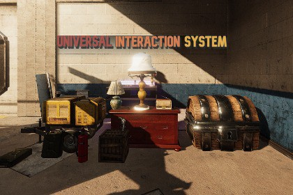Universal Interaction System