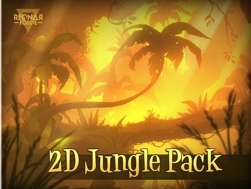 2D Jungle Pack