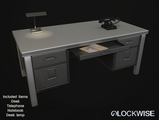 Desk mini pack