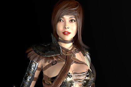 Gladiator Female