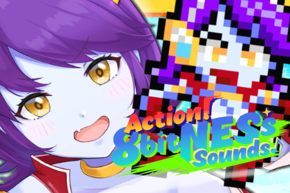 Action! 8bitNESs Sounds