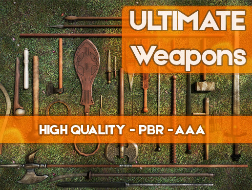 Ultimate Weapons