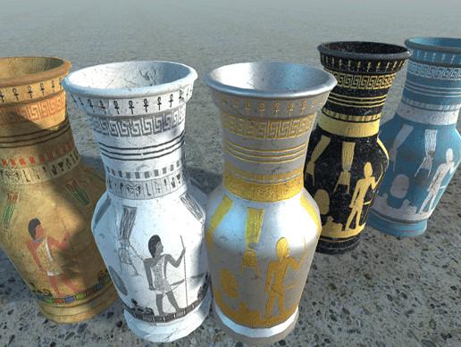 Vase Egypt Free