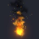 Procedural fire