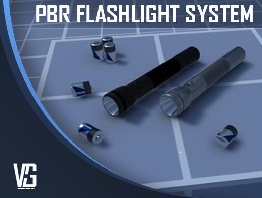 Simple Flashlight System