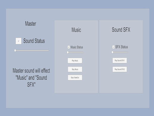 Audio Manager (The easiest AudioManager)