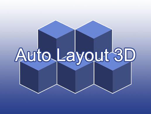 Auto Layout 3D