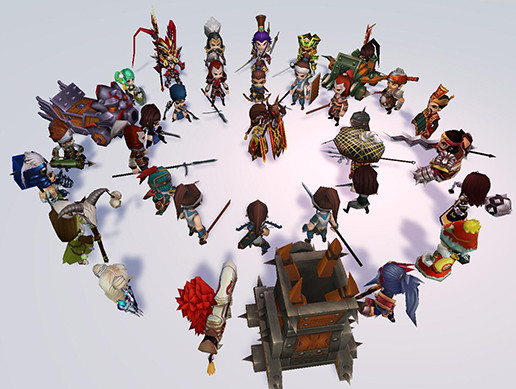 Fantasy Character Pack3