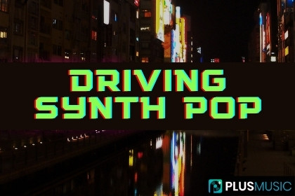 Driving Synth Pop