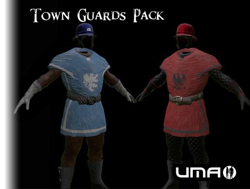 Unity 3D - UMA Viking Armor Set by Sliced Studio