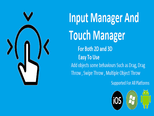 InputManager And TouchManager