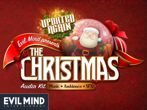 Christmas Audio Kit (Music + Ambience + FX)