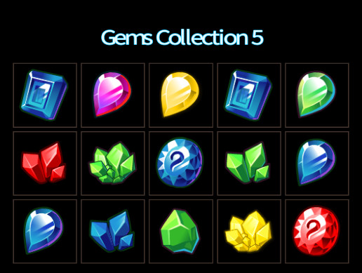 Gems Collection 5