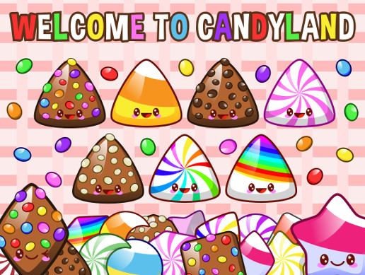 Welcome To Candyland – Candies And More
