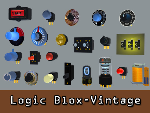 Logic Blox Vintage