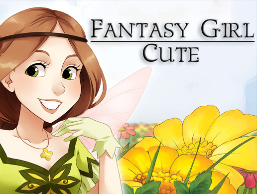 Cute Fantasy Girl - Voice pack