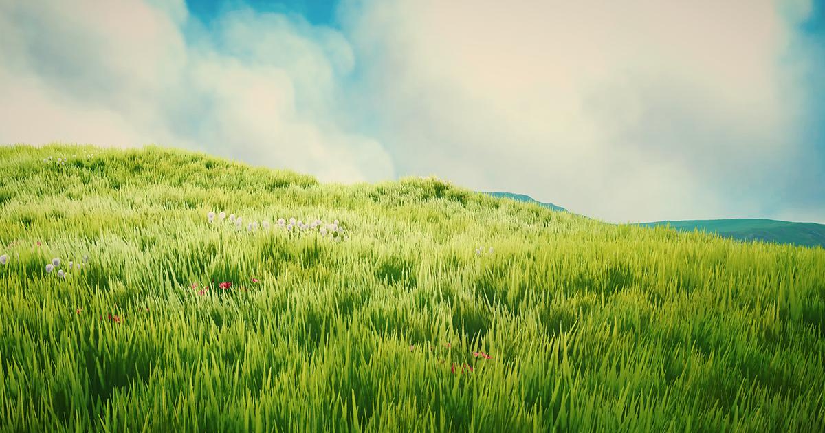 Stylized Grass Shader