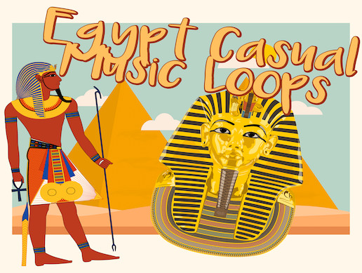 Egypt Casual Music Loops