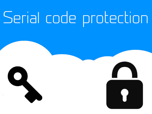 Serial Code Protection - protect your game with key