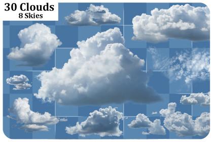 Clouds & Skies (Skyboxes)