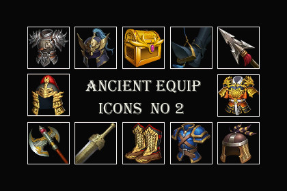 Ancient Equip Icons No 2