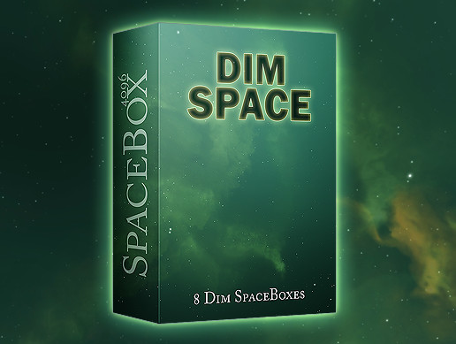 SpaceBox4096 - Dim Space Series