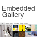 Embedded Gallery - iOS and Android native gallery picker in Unity UI
