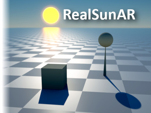 RealSunAR - Sun and shadows that match the real Sun
