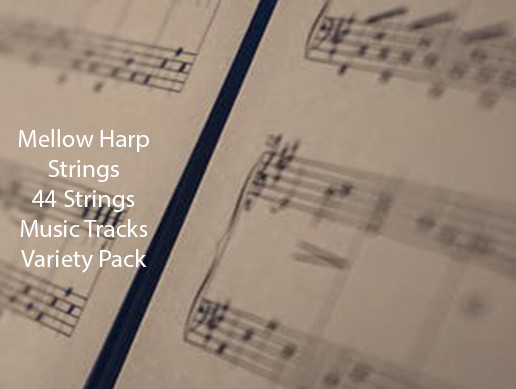 Mellow Harp Variety pack