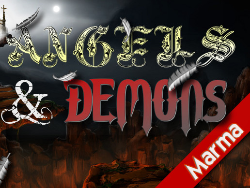 Angels & Demons Audio Pack