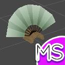 Japanese-Style: Folding Fan Pack