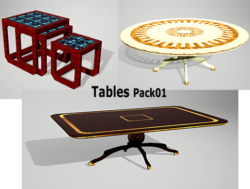 Table Selection Pack01