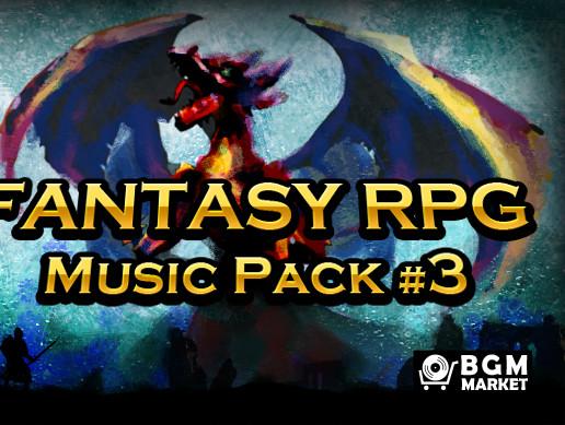 FANTASY RPG Music Pack #3